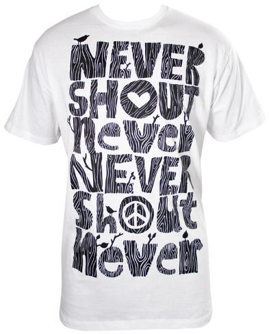 NeverShoutNever - Timber (Slim Fit) T-Shirt