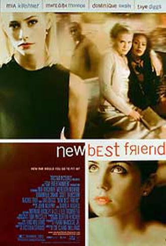 New Best Friend Original Poster