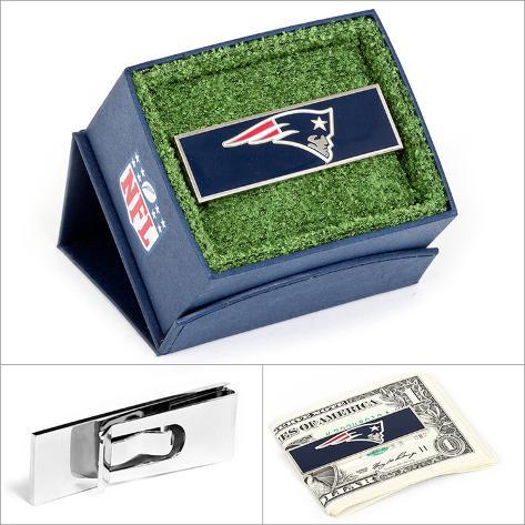 New England Patriots Money Clip Novelty