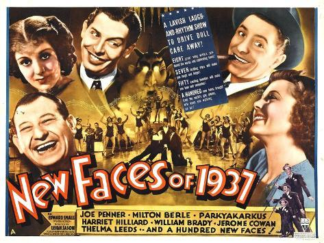 New Faces of 1937 Foto