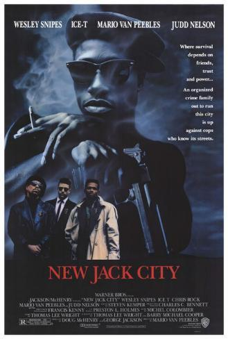 New Jack City Poster