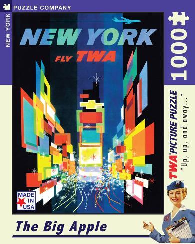 New York 1000 piece Puzzle Jigsaw Puzzle