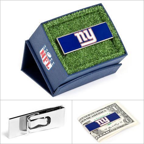 New York Giants Money Clip Novelty