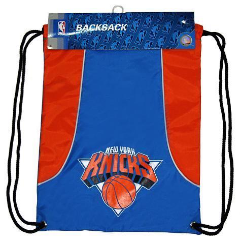 New York Knicks Axis - Light Blue Drawstring Bag