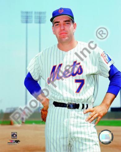 New York Mets - Ed Kranepool Photo Photo