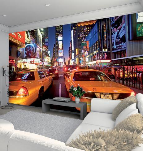 New York Times Square Wallpaper Mural Wallpaper Mural Part 76