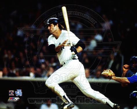 New York Yankees - Lou Piniella Photo Photo