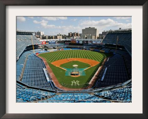 New York Yankees Stadium, New York, NY Framed Photographic Print