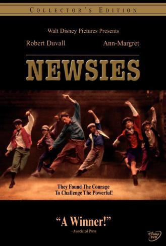 Newsies Poster
