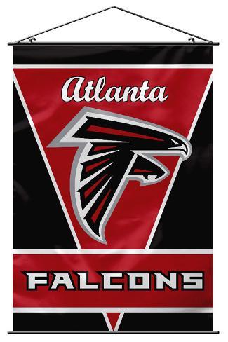 NFL Atlanta Falcons Wall Banner Flag