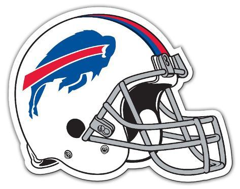NFL Buffalo Bills Vinyl Magnet Magnet