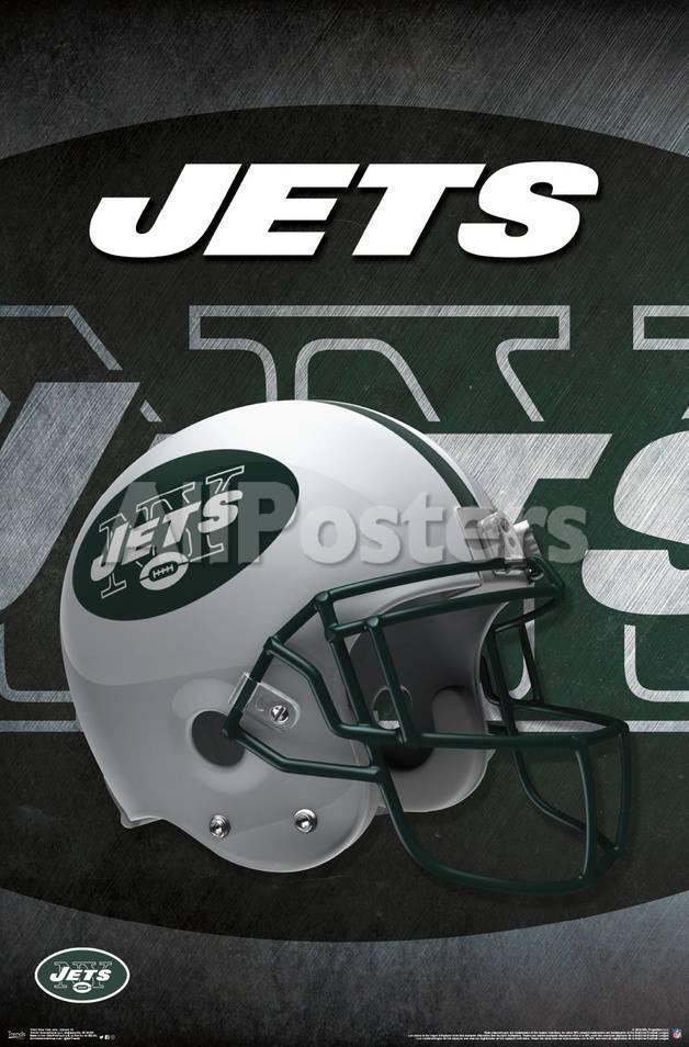 nfl new york jets logo helmet 16
