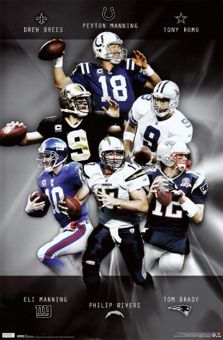 NFL - Play Callers Poster