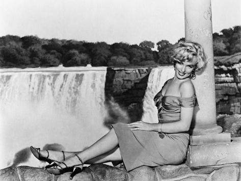 Niagara, 1953 Photographic Print