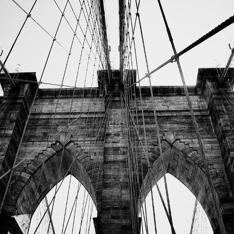 Brooklyn Bridge II Art Print