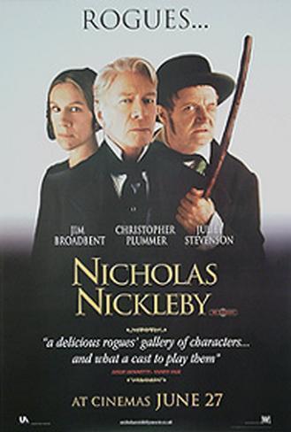 Nicholas Nickleby Original Poster