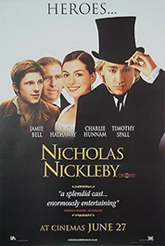 Nicholas Nickleby Pôster original