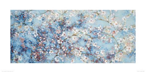 Oriental Blossom Giclee Print