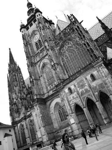 Czech Republic, Prague; St Photographic Print