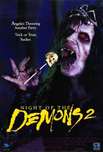 Night of the Demons 2 Masterprint