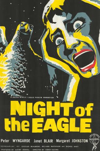 Night of the Eagle Art Print