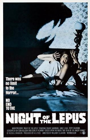 Night of the Lepus Masterprint