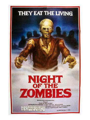 Night of the Zombies, (AKA Virus, AKA Hell of the Living Dead), 1980 Photo