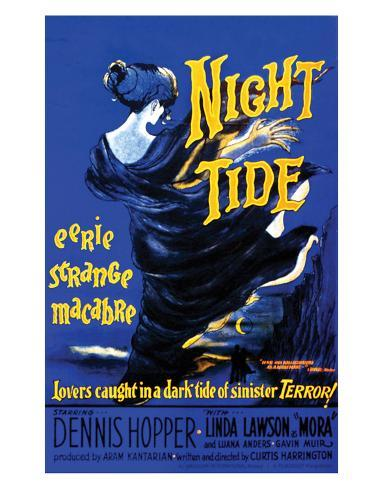 Night Tide - 1961 Giclee Print