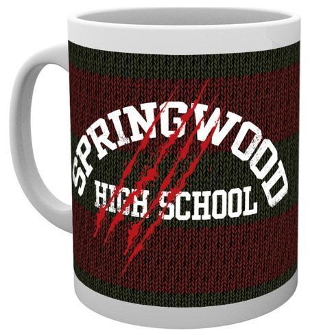 Nightmare On Elm Street Springwood Mug Mug