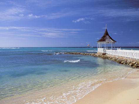 Half Moon Resort, Jamaica, Caribbean Photographic Print