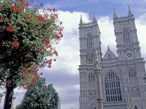 Westminster Abbey, London, England Photographic Print