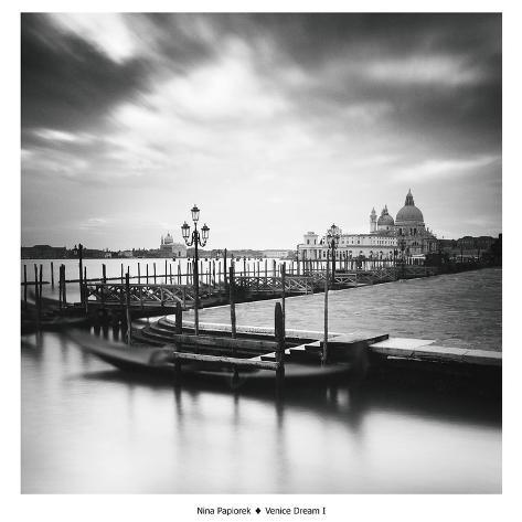 Venice Dream I Art Print