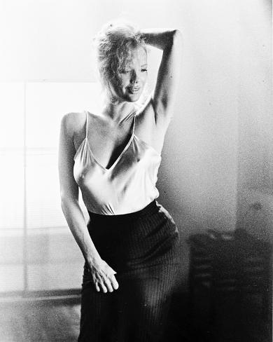 Nine 1/2 Weeks, Kim Basinger, 1986 Photo