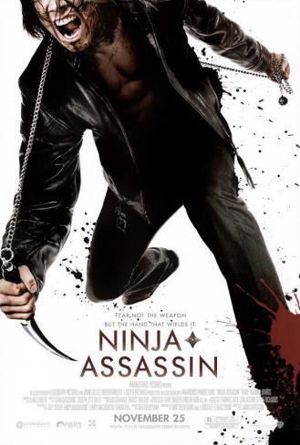 Ninja Assassin ポスター