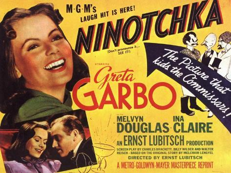 Ninotchka, 1939 Art Print