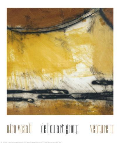 Venture II Art Print