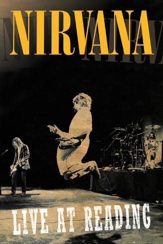 Nirvana - Reading Poster
