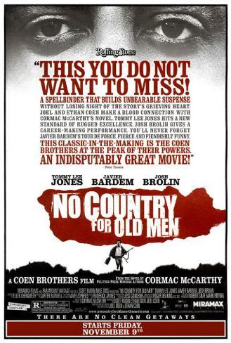 no country for old men essay help Cormac mccarthy is an american novelist, playwright, and screenwriter he has  written ten  his 2005 novel no country for old men was adapted as a 2007 film  of the  in a 2017 essay titled the kekulé problem, mccarthy analyzed a  dream of  for purposes of his writing career, mccarthy decided to change his  first.
