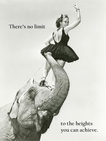 No limits (Sin límites) Póster