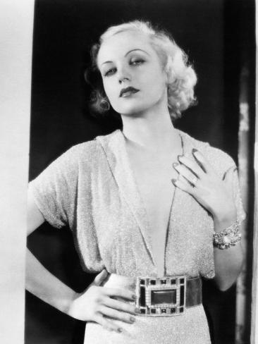 No Man of Her Own, 1932 Photographic Print