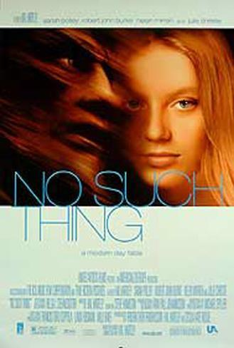 No Such Thing Original Poster