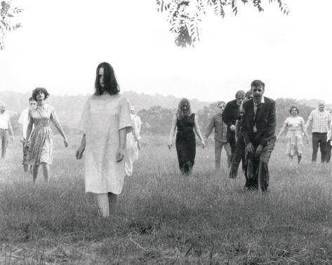 Noite dos Mortos-Vivos, A (1968) Fotografia