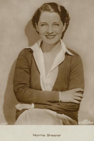 Norma Shearer Photographic Print
