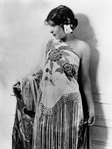 Norma Talmadge, Mid-1920s Photo