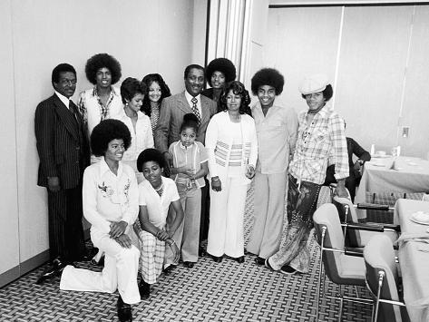 Michael Jackson, JPC - 1978 Photographic Print