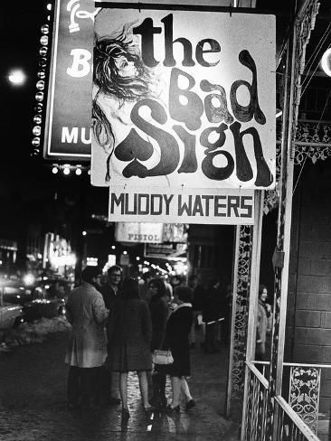 Muddy Waters Valokuvavedos
