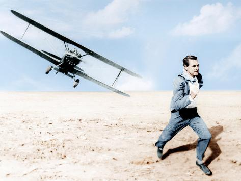 North by Northwest, Cary Grant, 1959 Photo
