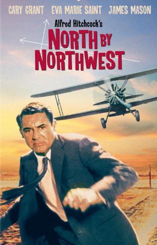 North By Northwest Masterprint