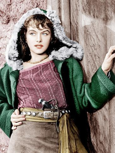 North West Mounted Police, Paulette Goddard, 1940 Photo