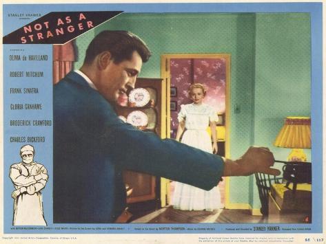 Not As a Stranger, 1955 Art Print